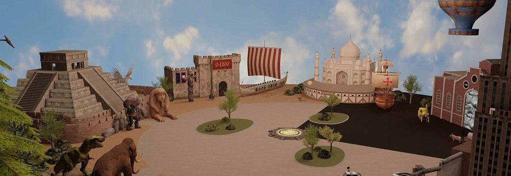 History Virtual Reality Lessons