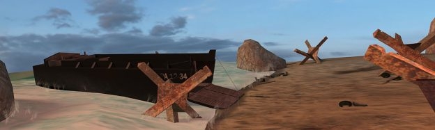 The D-Day landings VR history lesson