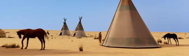 Native American Indian history in VR
