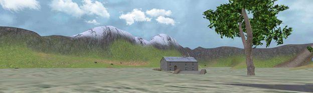 Rainfall & river flooding VR lesson