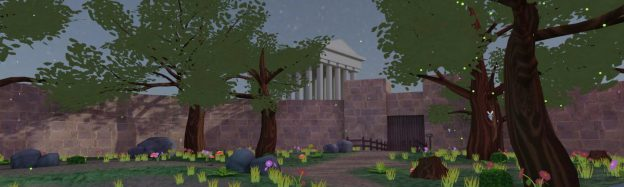 Learning About A Midsummer Night's Dream in VR